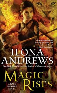 [Kate Daniels: Book 6: Magic Rises (Product Image)]