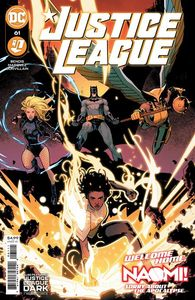 [Justice League #61 (Cover A David Marquez) (Product Image)]