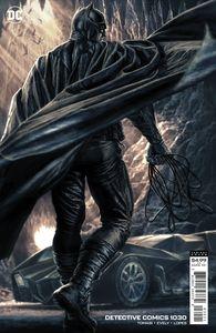 [Detective Comics #1030 (Card Stock Lee Bermejo Variant) (Product Image)]