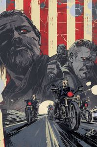 [Sons Of Anarchy #25 (Product Image)]