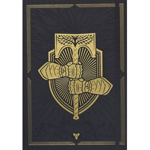 [Destiny: Deluxe Sketchbook (Hardcover) (Product Image)]