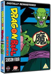 [Dragon Ball: Season 4 (Product Image)]
