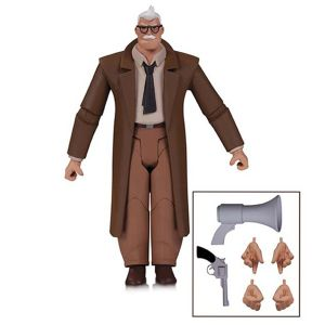 [Batman: Animated Series: Action Figures: Commissioner Gordon (Product Image)]