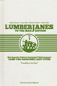 [Lumberjanes To Max Edition: Volume 1 (Hardcover) (Product Image)]