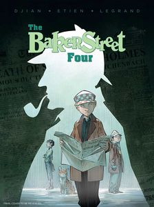 [The Baker Street Four: Volume 1 (Product Image)]