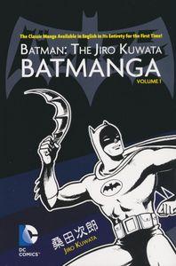 [Batman: The Jiro Kuwata Batmanga: Volume 1 (Product Image)]