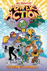 [Powers In Action: Volume 1 (Product Image)]