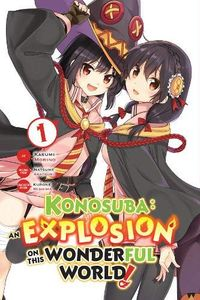 [Konosuba: An Explosion On This Wonderful World!: Volume 1 (Product Image)]
