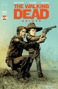[Walking Dead: Deluxe #5 (Cover A Finch & McCaig) (Product Image)]