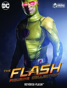 [DC Flash Figure Collection #4: Reverse Flash (Product Image)]