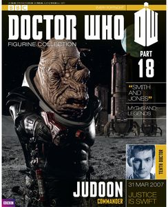 [Doctor Who: Figurine Collection Magazine #18: Judoon (Product Image)]