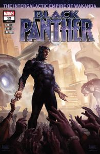 [Black Panther #12 (Product Image)]
