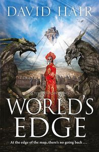 [The Tethered Citadel: Book 2: World's Edge (Product Image)]