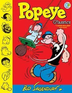 [Popeye: Classics: Volume 8: I Hate Bullies (Hardcover) (Product Image)]
