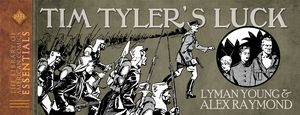 [Tim Tyler's Luck (Hardcover) (Product Image)]