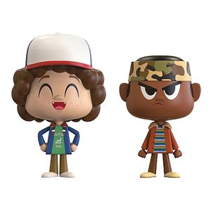 [Stranger Things: VYNL Figure: Dustin & Lucas 2 Pack (Product Image)]