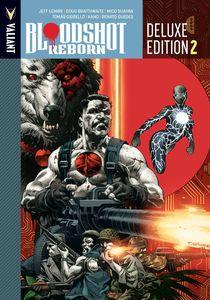 [Bloodshot Reborn: Deluxe Edition: Volume 2 (Hardcover) (Product Image)]