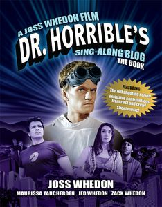 [Dr Horrible's Sing-Along Blog Book (Product Image)]
