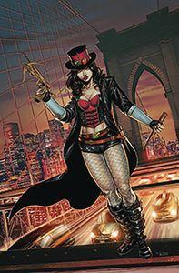 [Van Helsing Vs Draculas Daughter #2 (Cover A Maria) (Product Image)]