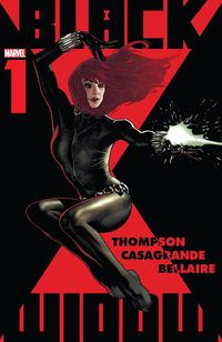 [The cover for Black Widow #1]