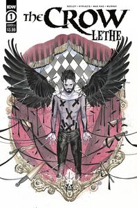 [Crow Lethe #1 (Cover A Momoko) (Product Image)]