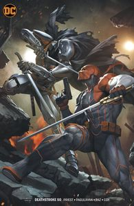 [Deathstroke #50 (Variant Edition) (Product Image)]