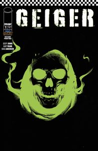 [Geiger #1 (2nd Printing Cover A Frank) (Product Image)]