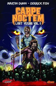 [Carpe Noctem: Volume 1: Lost Vegas (Product Image)]