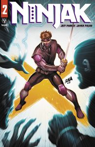 [Ninjak #2 (Cover A Nakayama) (Product Image)]