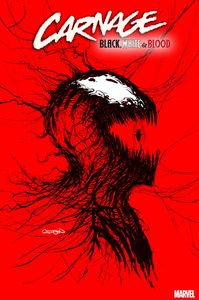[Carnage: Black White & Blood #1 (Gleason Webhead Variant) (Product Image)]