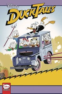 [Ducktales: Silence & Science #3 (Cover B Various) (Product Image)]