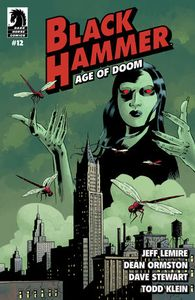 [Black Hammer: Age Of Doom #12 (Cover A Ormston) (Product Image)]