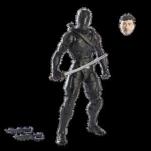 [G.I. Joe: Classified: Action Figure: Snake Eyes (Product Image)]