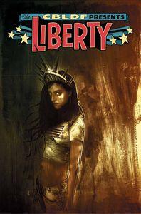 [CBLDF Presents: Liberty (Product Image)]