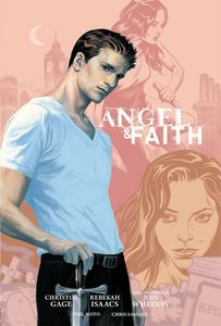 [Angel & Faith: Season 9: Library Edition: Volume 1 (Hardcover) (Product Image)]