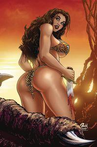 [Cavewoman: Raptorellas Revenge #2 (Cover D Root) (Product Image)]