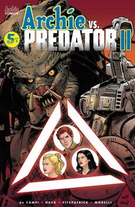 [Archie Vs Predator 2 #5 (Cover F Torres) (Product Image)]