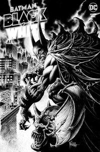 [Batman: Black & White #1 (Of 6) (Kyle Hotz Variant) (Product Image)]