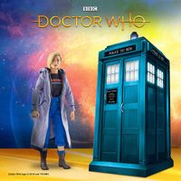 [The Thirteenth Doctor Is Coming (Product Image)]