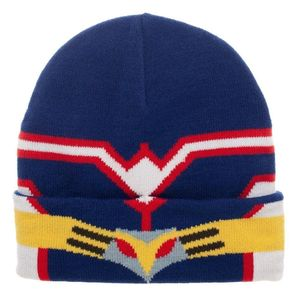 [My Hero Academia: Beanie: All Might (Product Image)]
