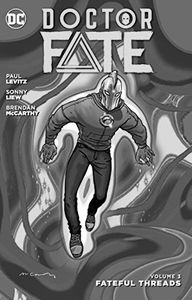 [Doctor Fate: Volume 3: Fateful Threads (Product Image)]