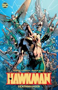 [Hawkman: Volume 2: Deathbringer (Product Image)]
