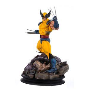 [Marvel Comics: Prototypez Statue: Wolverine (Product Image)]