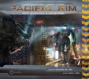[Pacific Rim: Man, Machines and Monsters (Hardcover) (Product Image)]