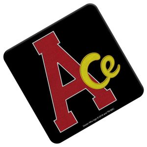 [Doctor Who: Coaster: Ace Logo (UK Convention Special 2019) (Product Image)]