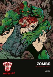 [2000AD Digest: Zombo (Product Image)]