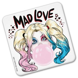 [Batman: Harley Quinn: Coaster: Mad Love (Product Image)]