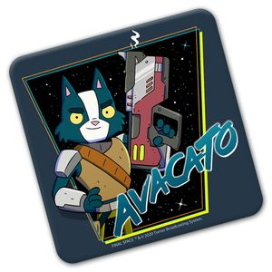[Final Space: Coaster: Avacato (Product Image)]
