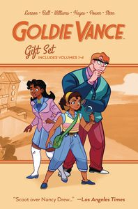 [Goldie Vance: Gift Set (Product Image)]