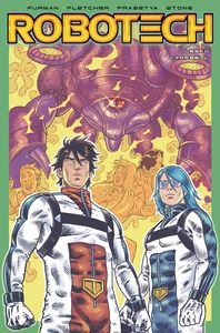 [Robotech #21 (Cover C Brokenshire) (Product Image)]